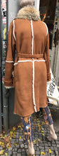 Load image into Gallery viewer, Just Cavalli shearling coat