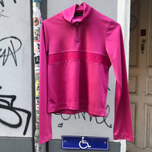 Load image into Gallery viewer, tricot Comme des Garçons pink top