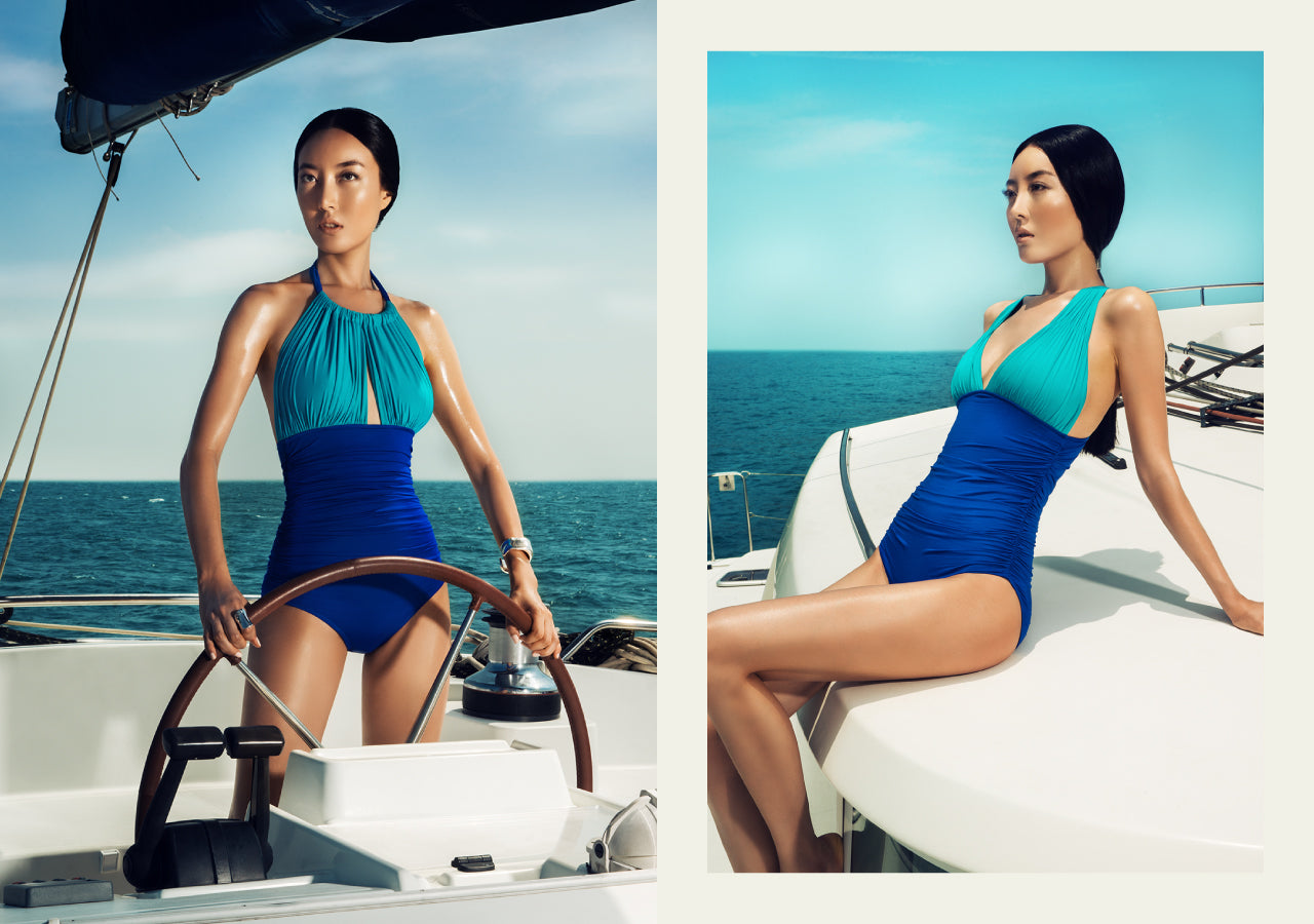 K.BLU Swim Autumn/Winter 2014