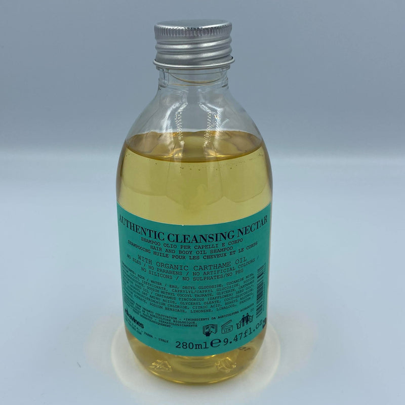 Davines Authentic Cleansing Nectar Hair & Body Shampoo