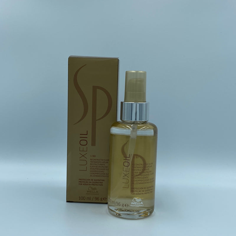 SP LuxeOil Keratin Protection 100ml
