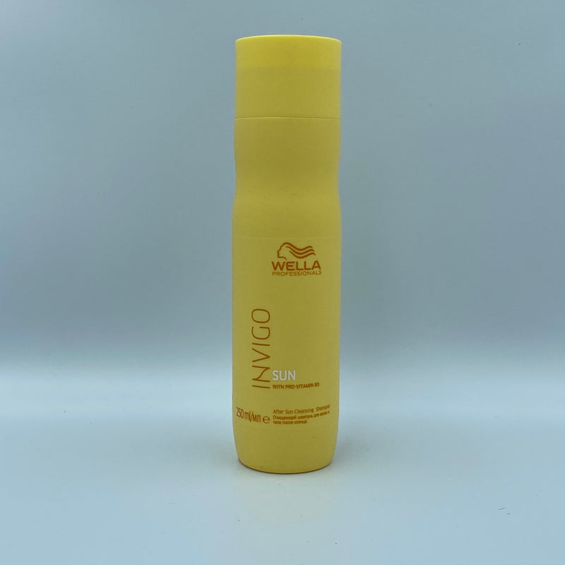 Wella After Sun Cleansing Shampoo 250 ml