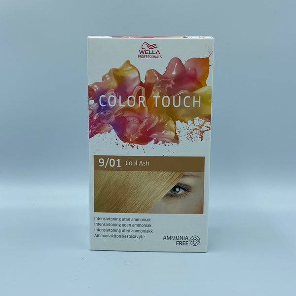 Wella Color Touch Intensivtoning uden ammoniak