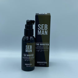 Seb Man The Booster Thickening Leave-In Tonic 100ml
