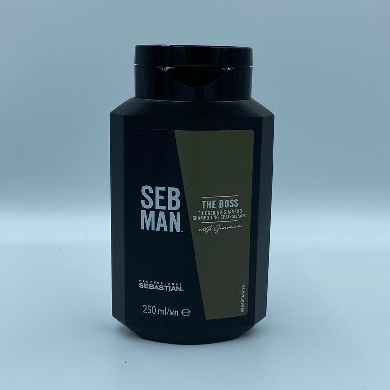 Seb Man The Boss Tickening Shampoo 250ml