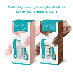 Moroccanoil Care Meets Color Set - Cocoa el. Rose Gold