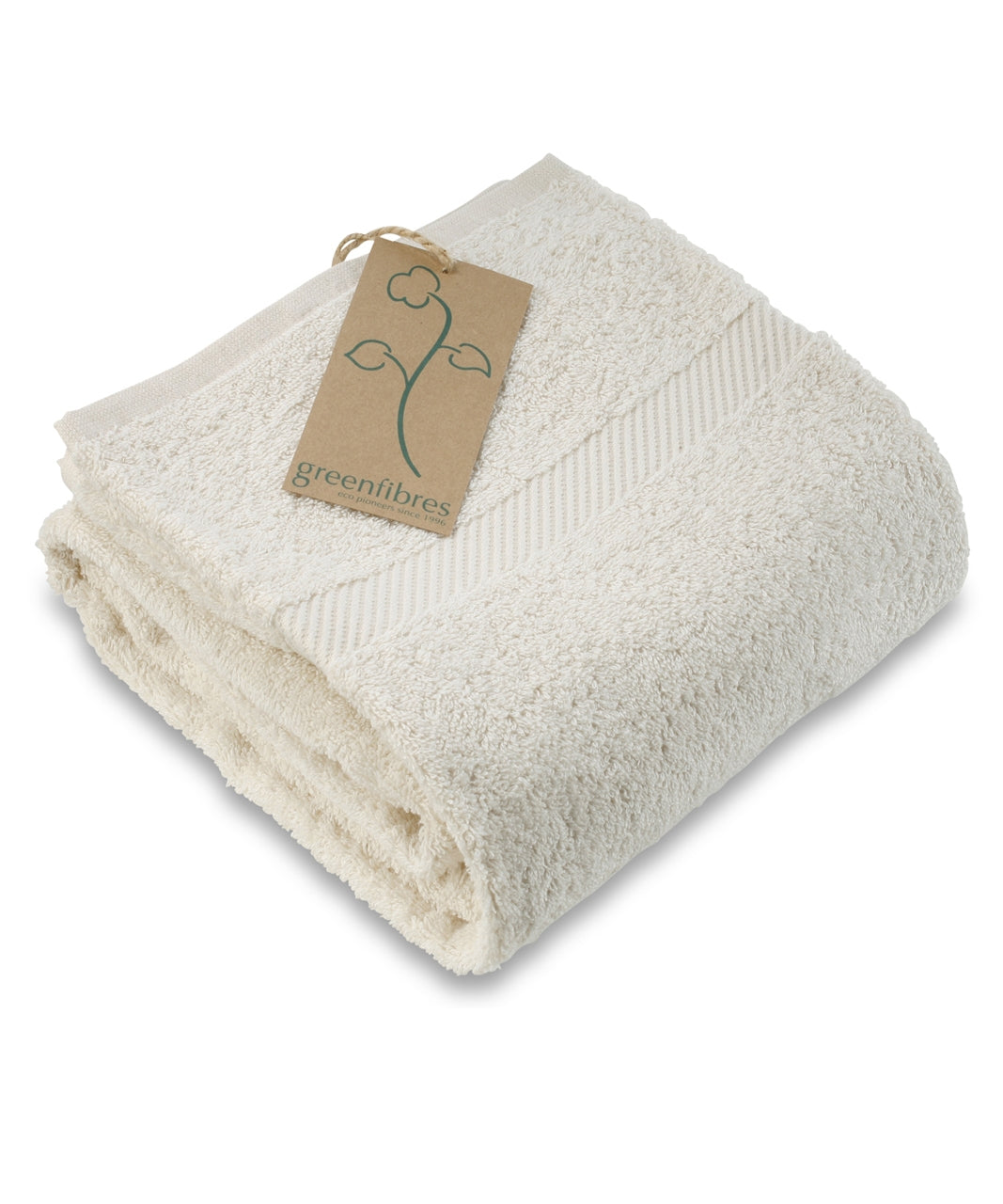 Terry Shower Towel | Greenfibres | Raw Living UK | Home