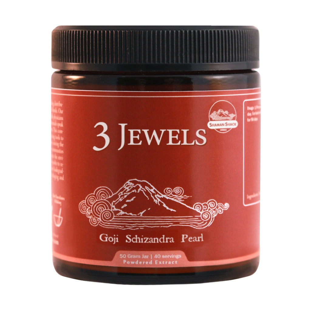 Raw Living - 3 Jewels Beauty Elixir - Shaman Shack