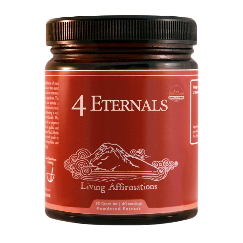 Raw Living - 4 Eternals - Shaman Shack (90g)