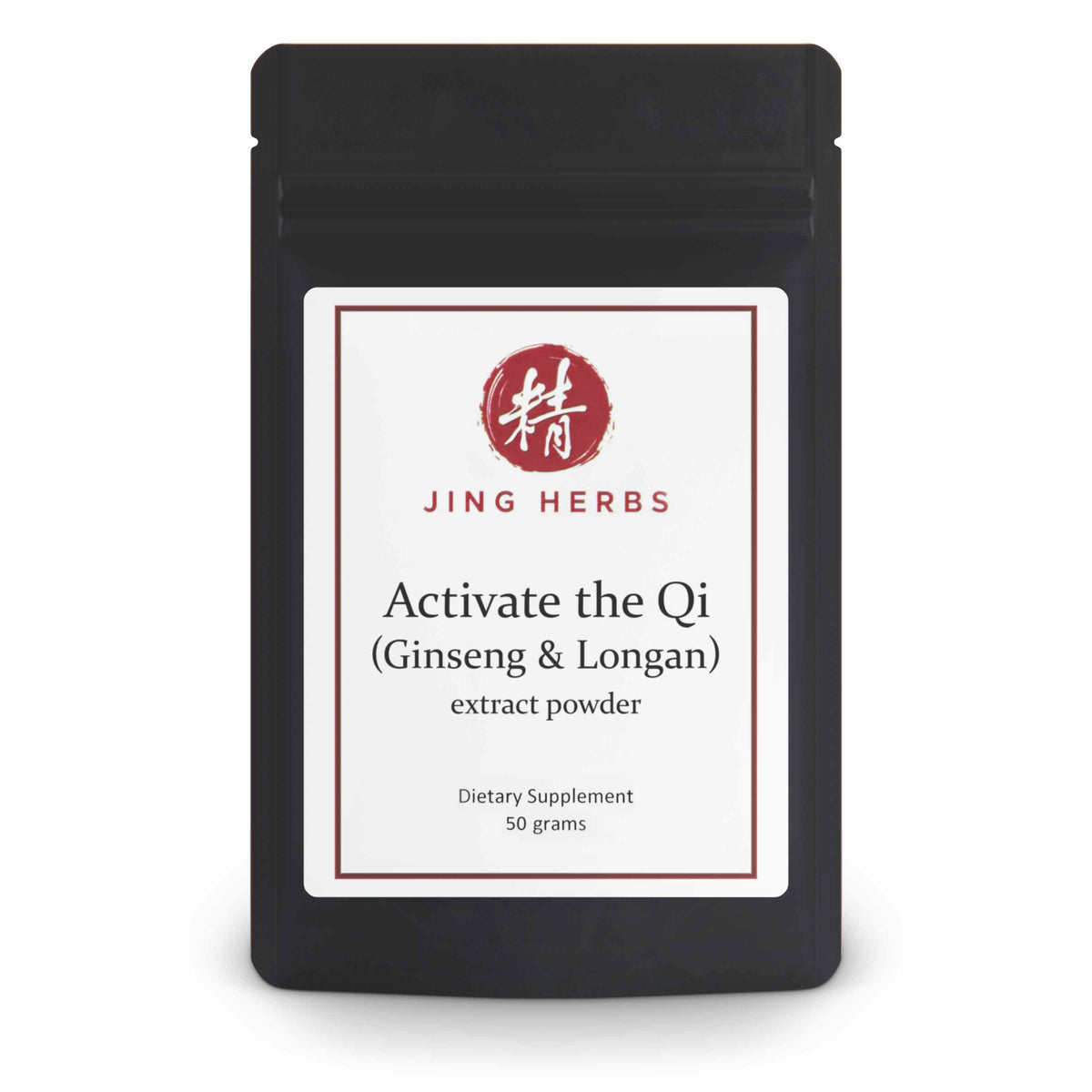 Activate the Qi (50g)  - Jing Herbs