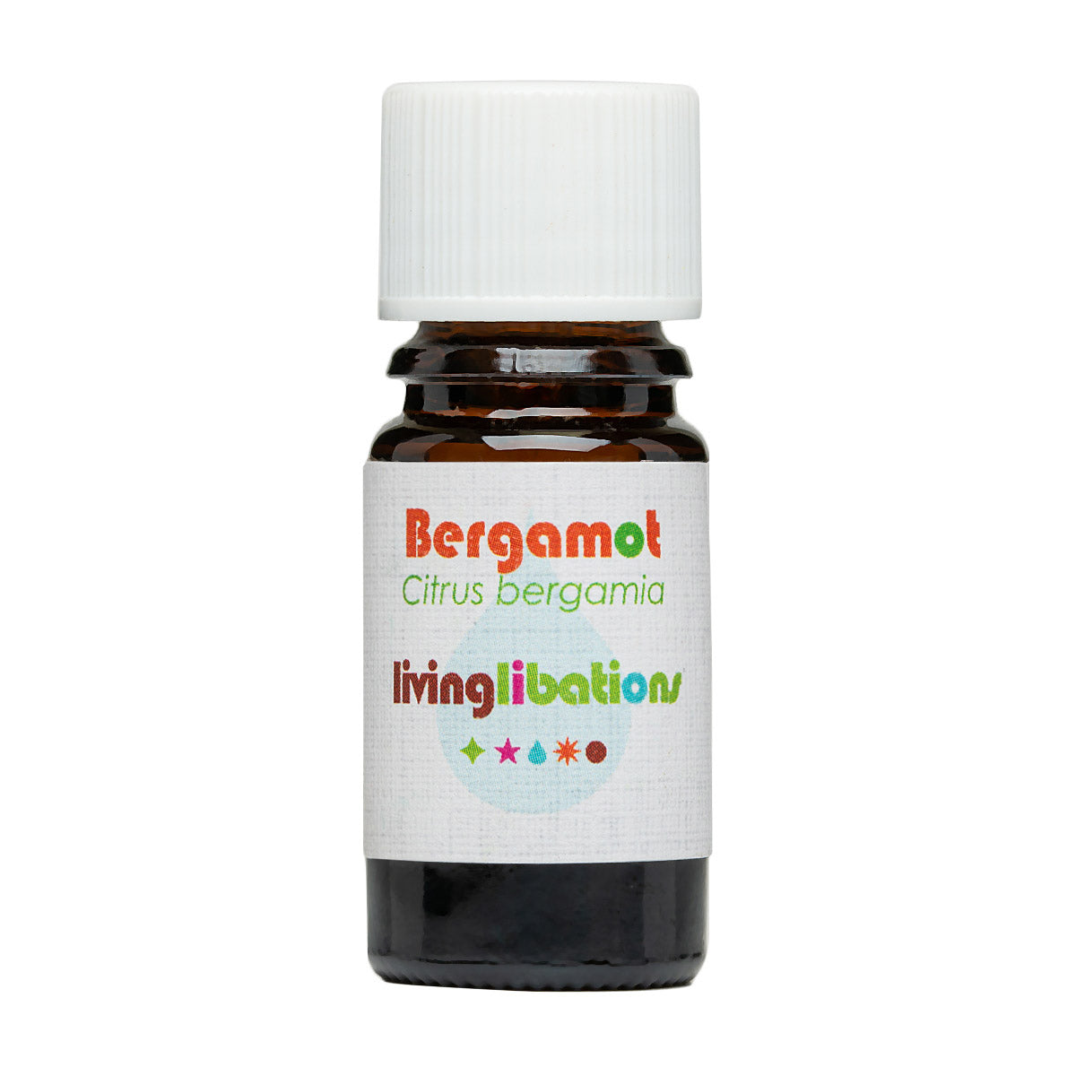 Living Libations - Bergamot Essential Oil (5ml)