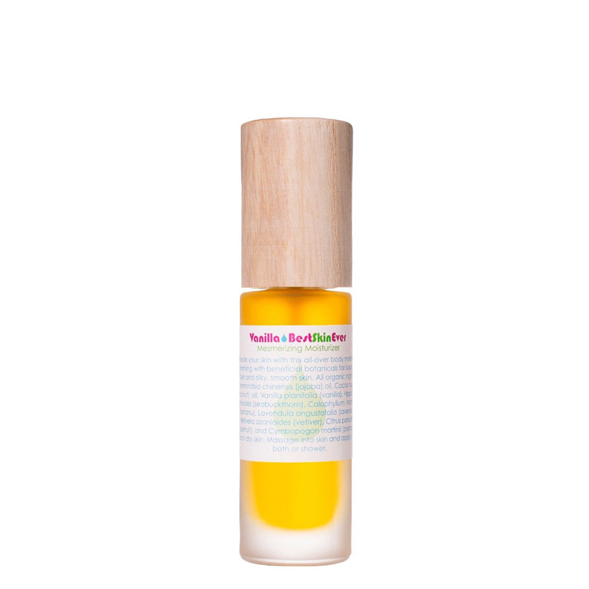 Living Libations - Best Skin Ever - Vanilla (30ml)