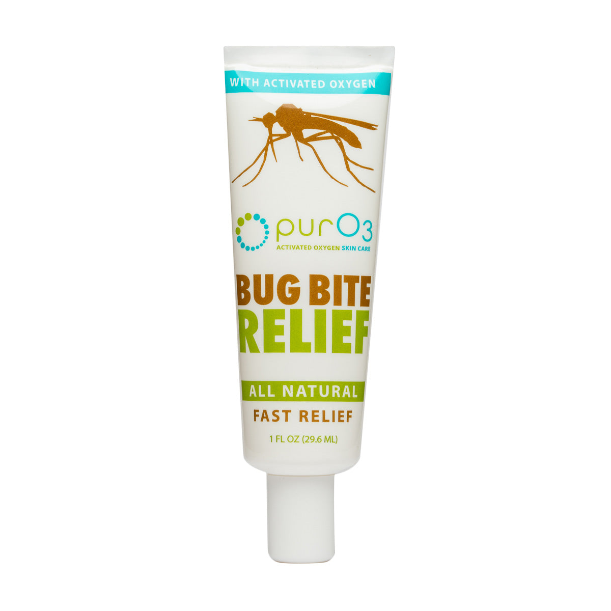 PurO3 Bug Bite Relief (1fl oz / 29.6ml)