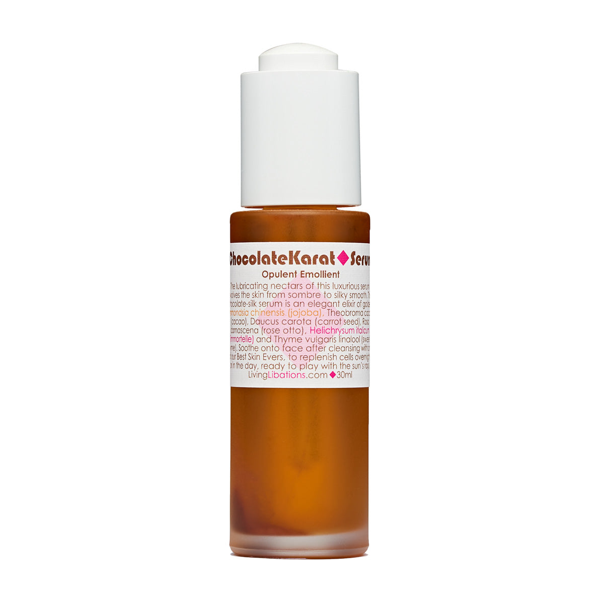 Living Libations - Chocolate Karat Serum (30ml)