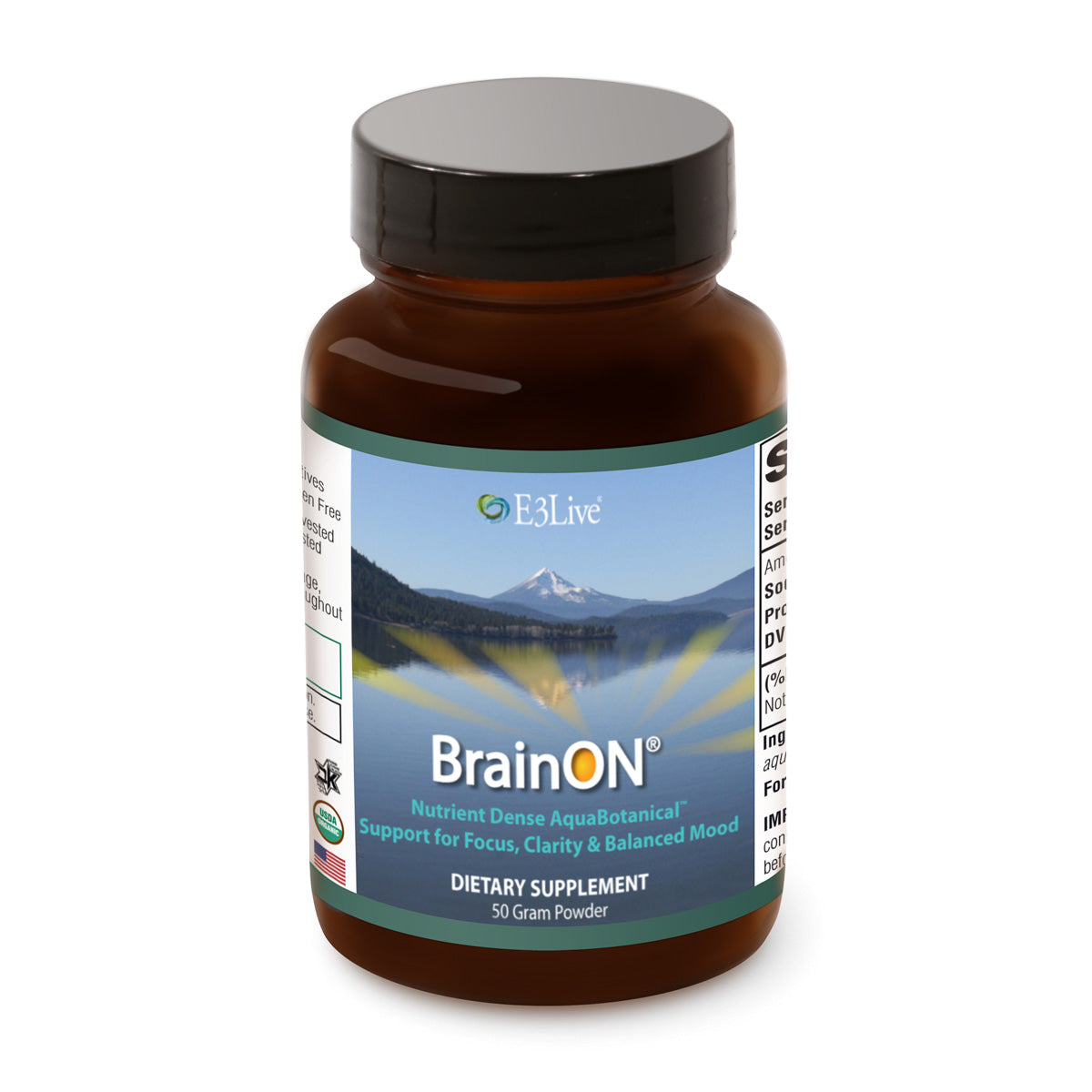 E3 BrainON Powder (50g)