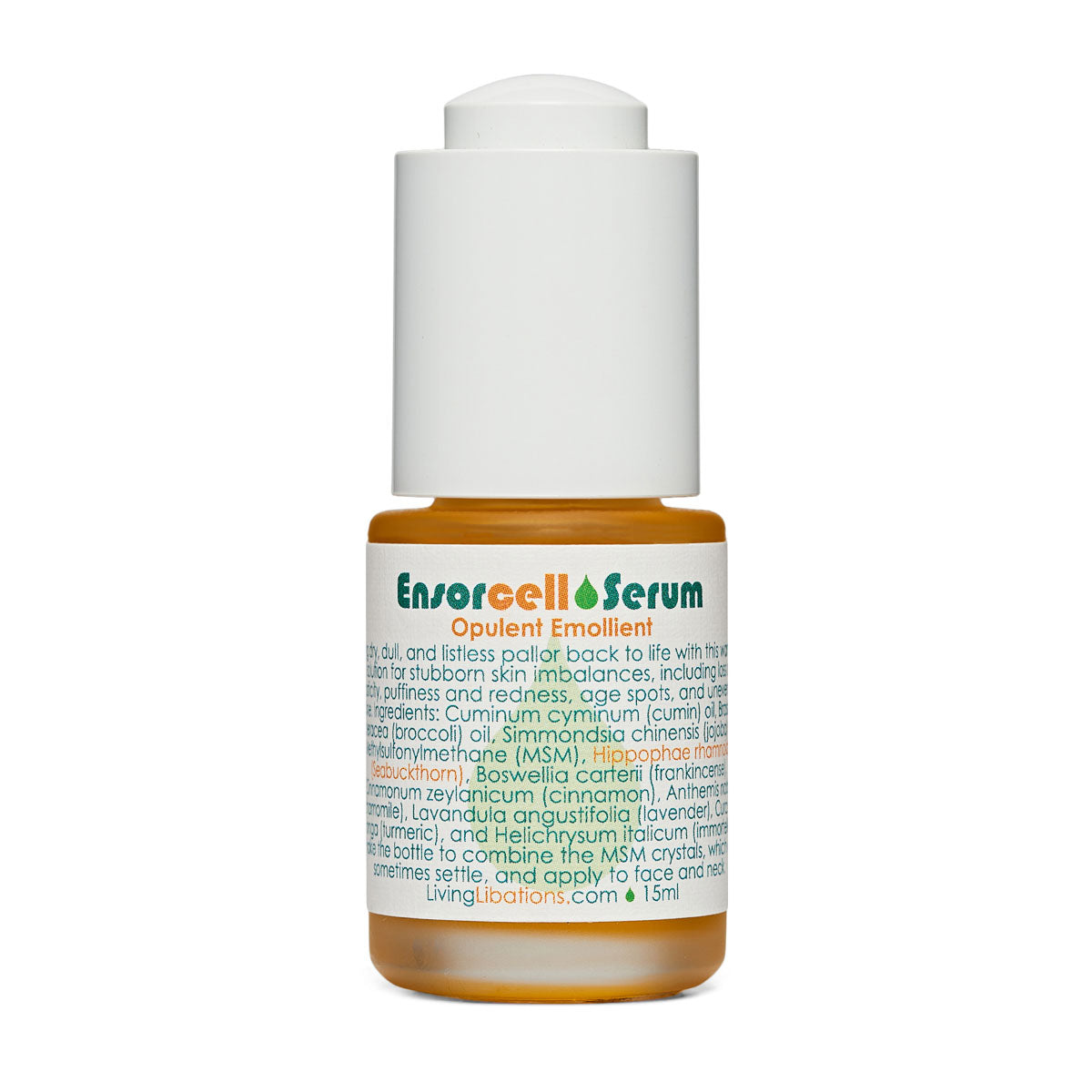 Living Libations - Ensorcell Serum (15ml)