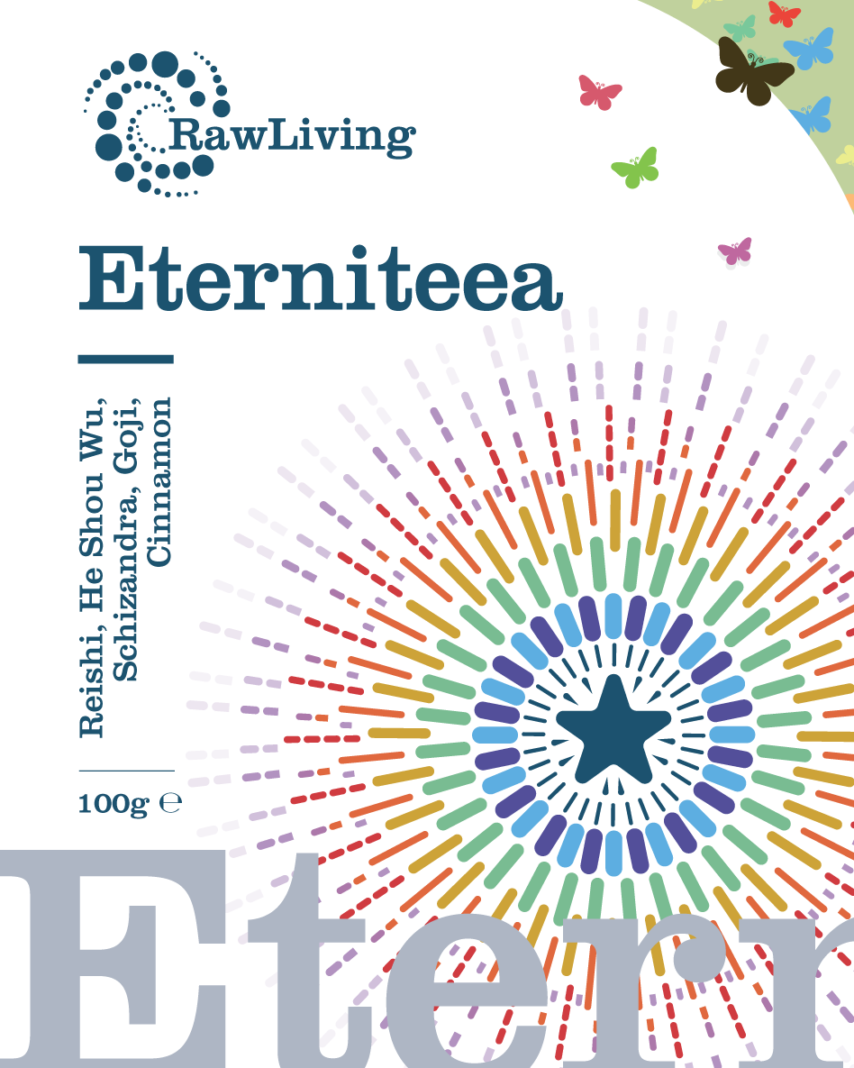 Eterniteea - A RealiTea | Raw Living UK | Raw Foods