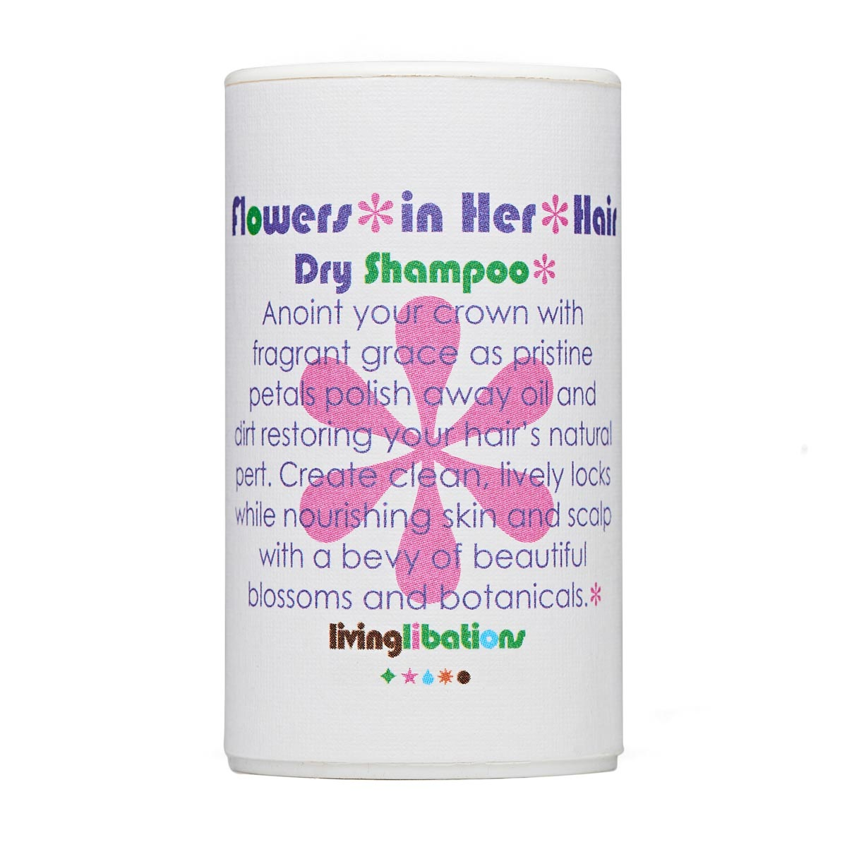 Living Libations - Dry Shampoo - Flowers In Her Hair (30ml)