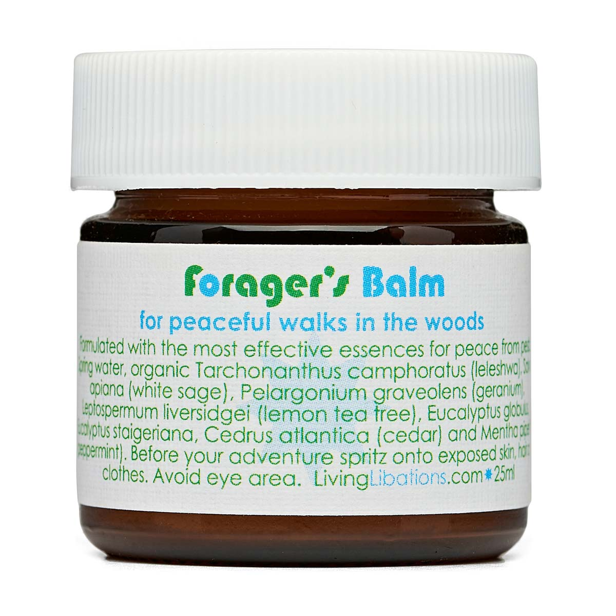 Living Libations - Forager's Balm (25ml)