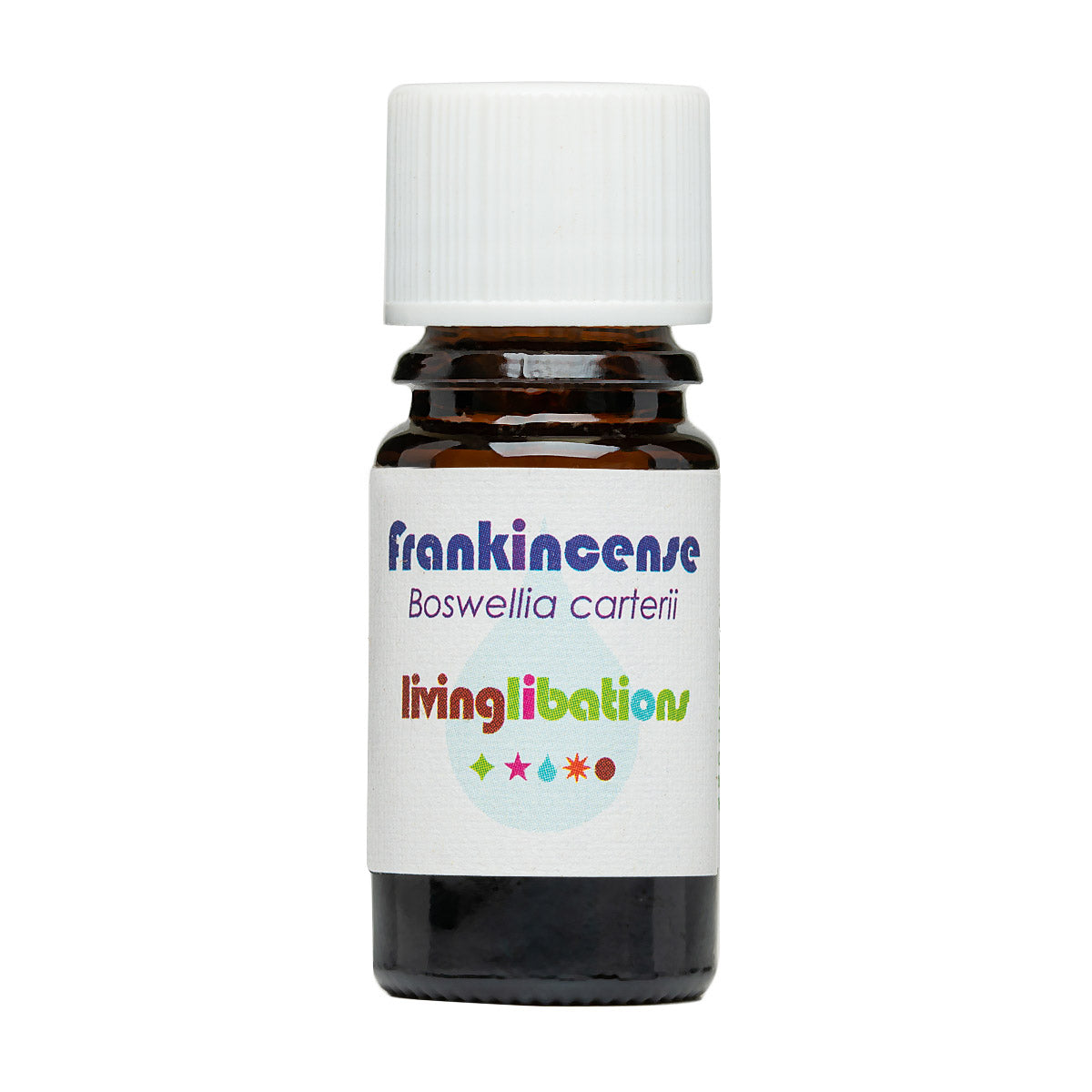 Living Libations - Frankincense Essential Oil (5ml)