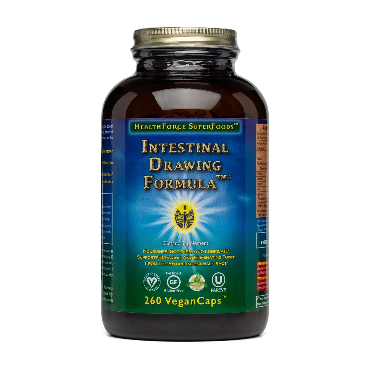 Healthforce Intestinal Drawing Formula (260 caps)