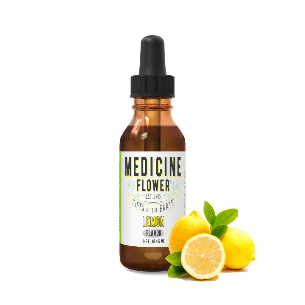 Lemon Flavoured Premium Extract (1/2 oz)