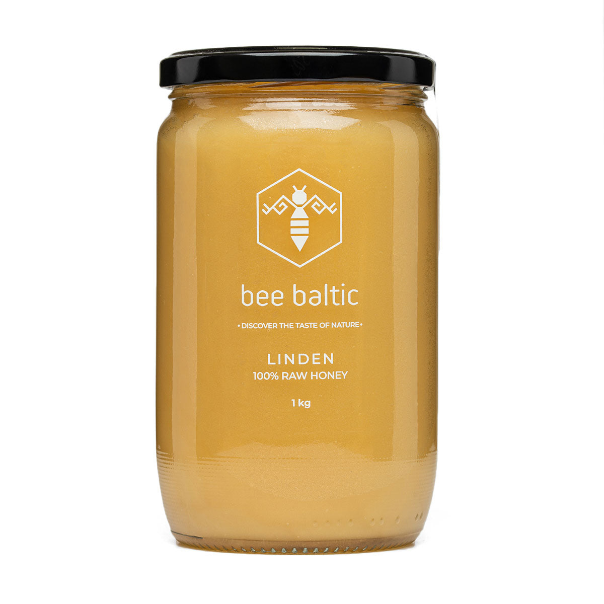 Bee Baltic - Raw Linden Honey (1kg)