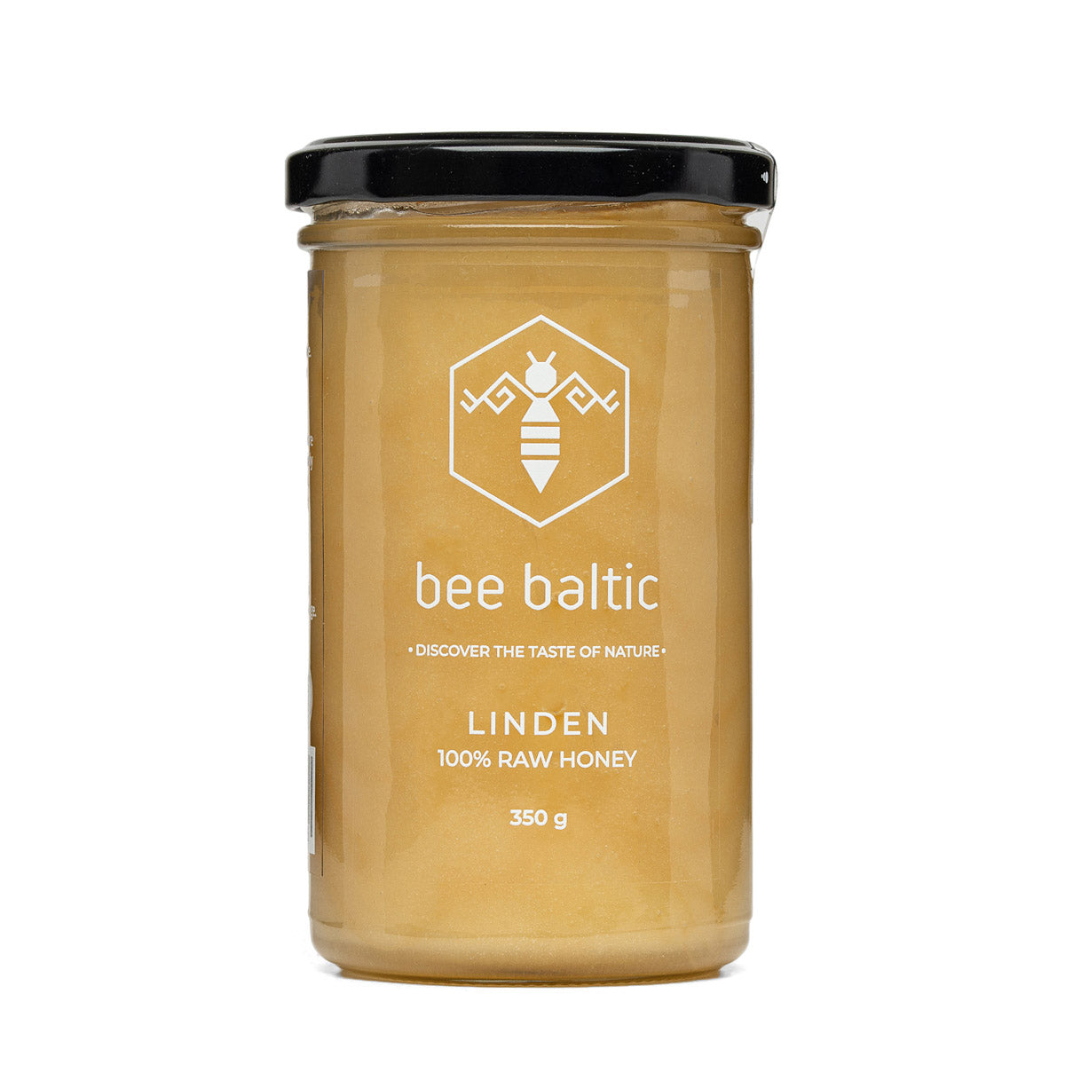 Bee Baltic - Raw Linden Honey (350g)