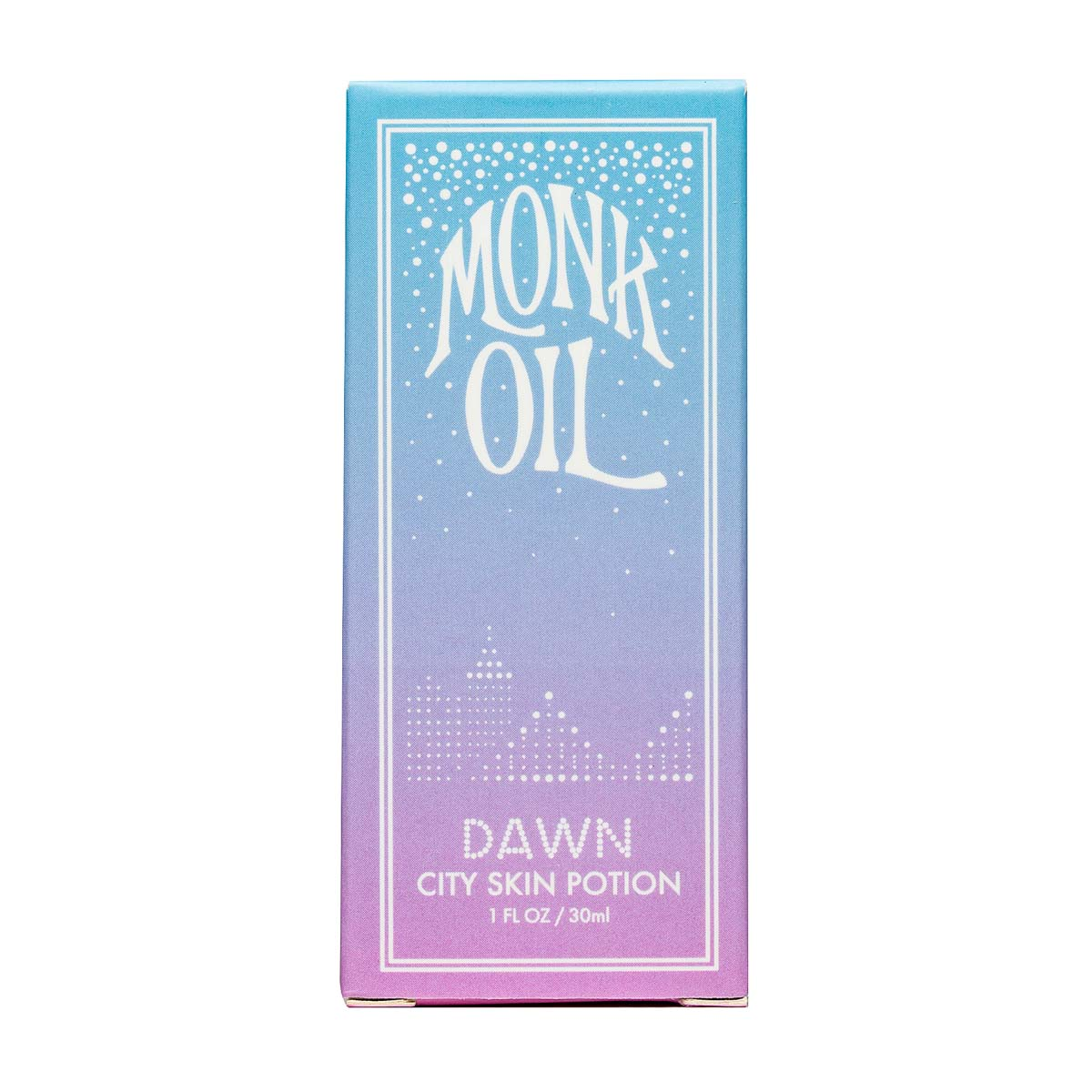 Monk Oil  - City Skin Potion - Dawn (30ml)