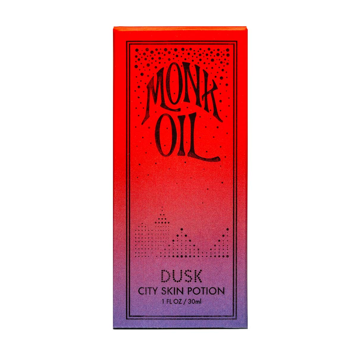 Monk Oil  - City Skin Potion - Dusk (30ml)
