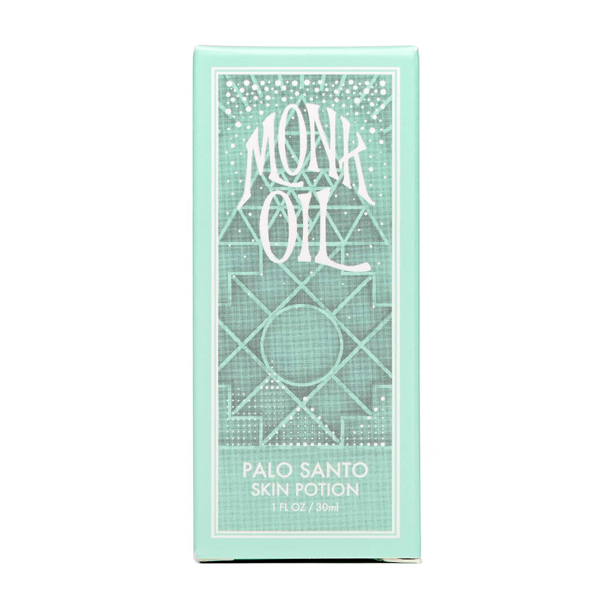 Monk Oil  - City Skin Potion - Palo Santo (30ml)