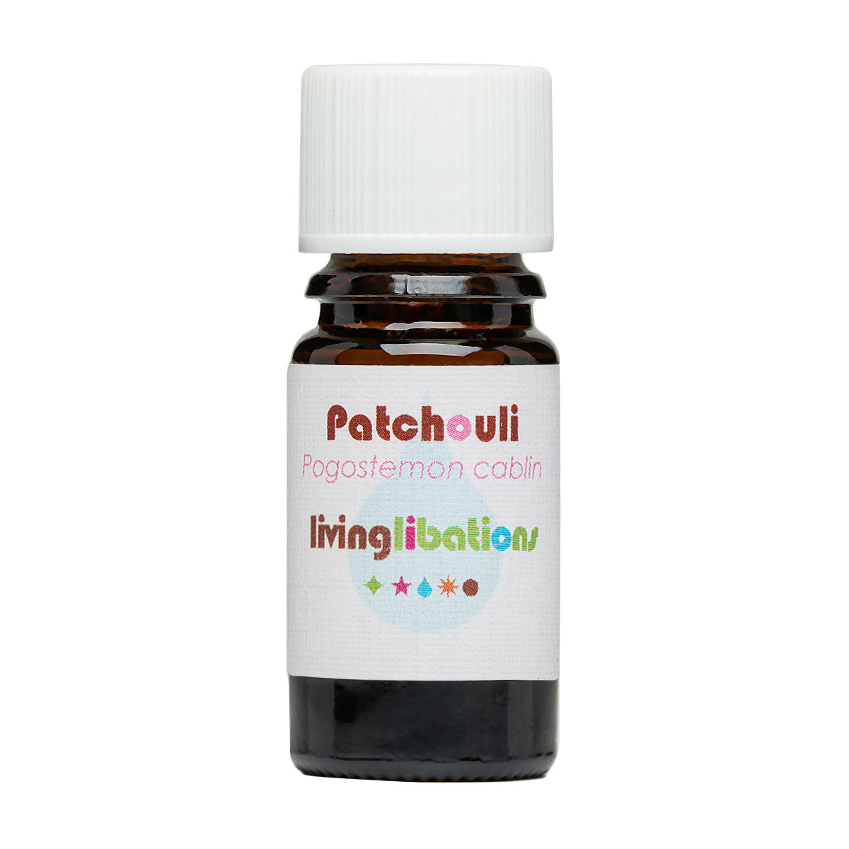 Living Libations - Patchouli Essential Oil (5ml)