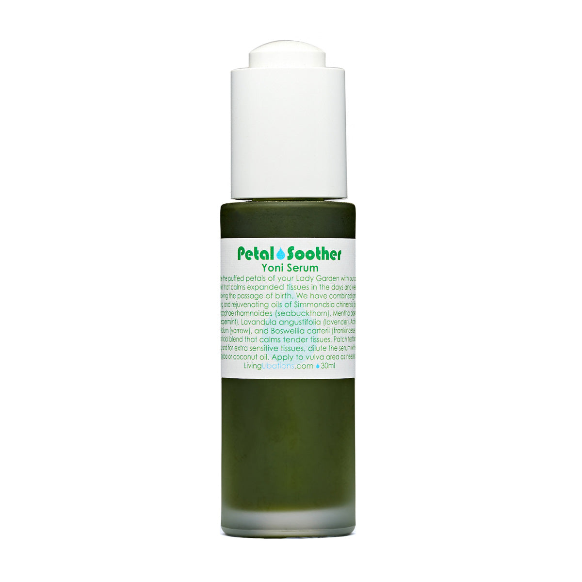 Living Libations - Petal Soother Yoni Serum (30ml)