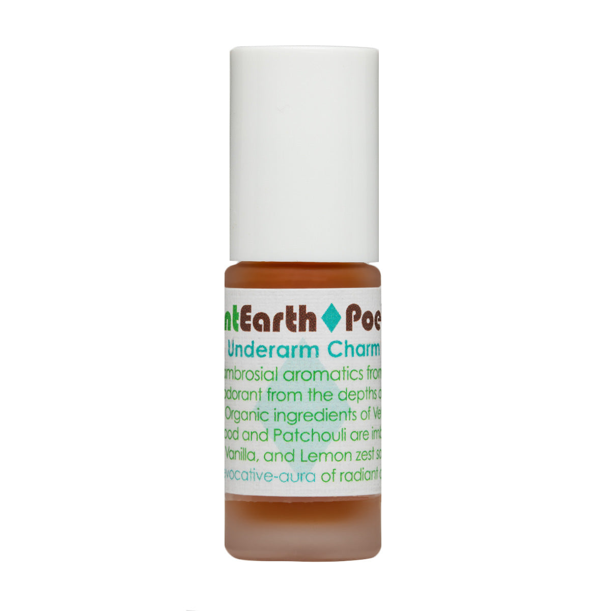 Living Libations - Poetic Pits - Radiant Earth (5ml)