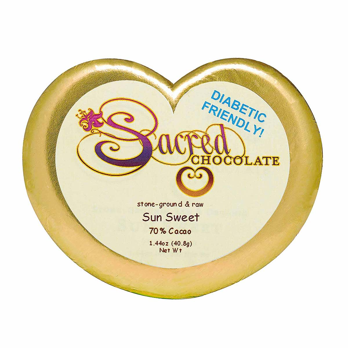 Sacred Chocolate - Sun Sweet (40g)