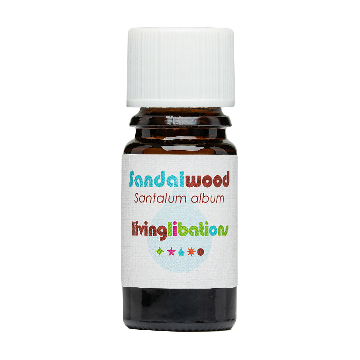 Living Libations - Sandalwood Essential Oil (5ml)