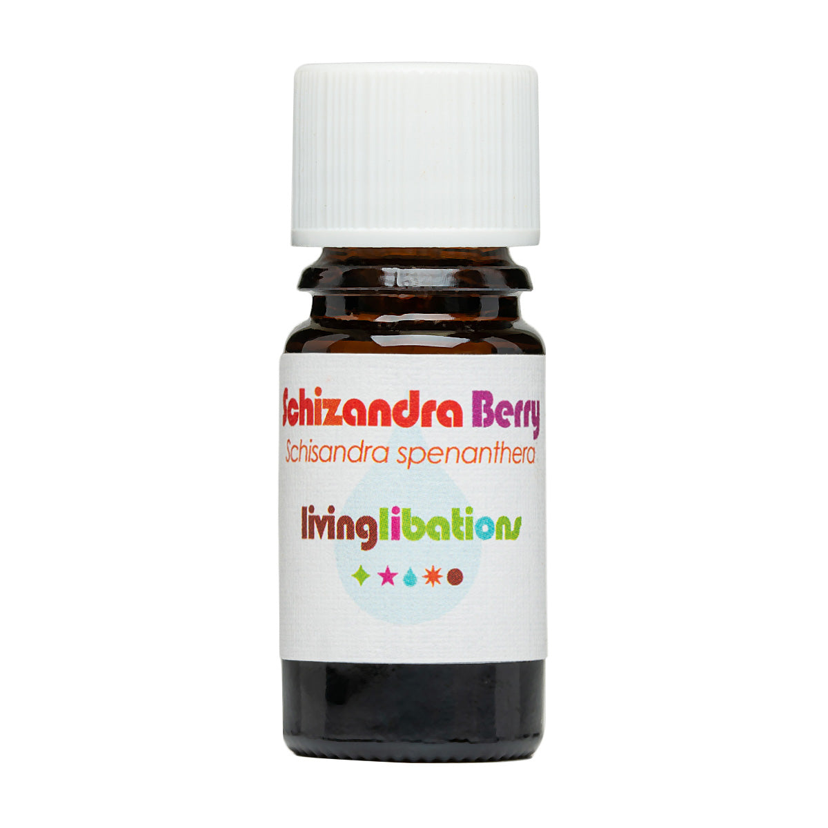 Living Libations - Schizandra Berry Essential Oil (5ml)