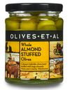 Olives Et Al - Whole Almond Stuffed Olives (150g)