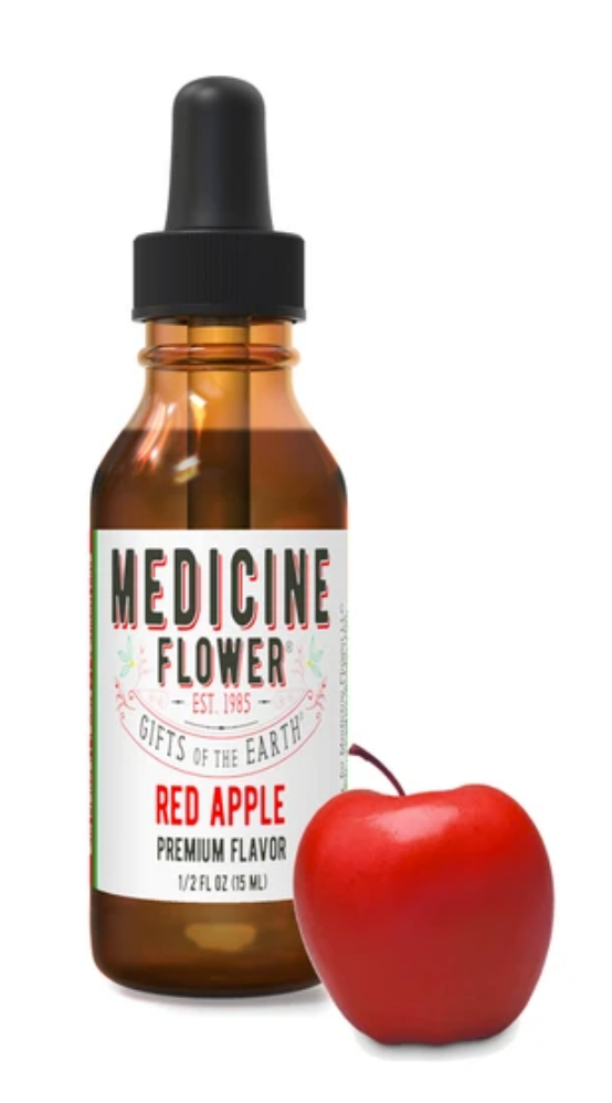 Apple Red Flavour Premium Extract (1/2 oz)