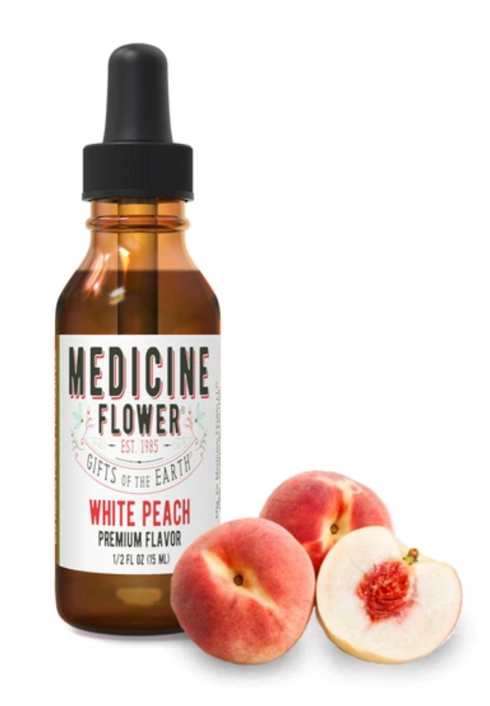 Peach (White) Flavour Premium Extract (1/2 oz)
