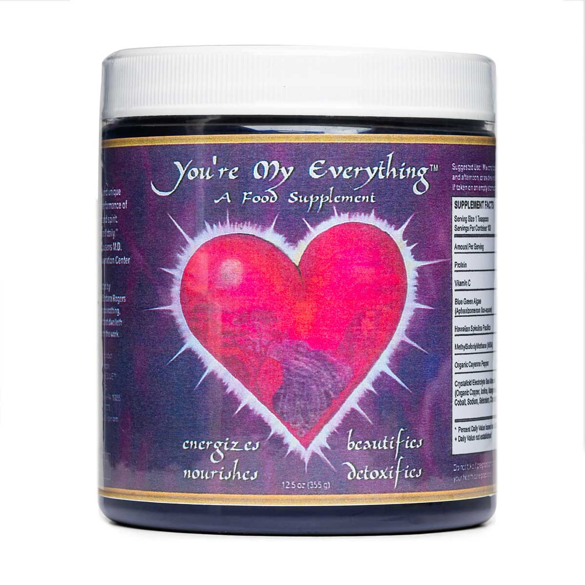 You're My Everything (12.5oz) - Simply Divine Botanicals