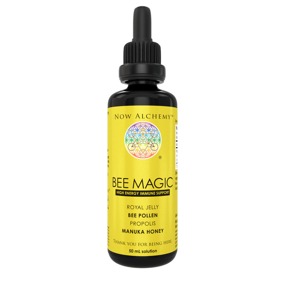 ormus bee magic