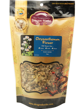 Chrysanthemum Flower (85g) - Dragon Herbs