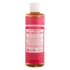 Dr Bronner's Magic Liquid Soap - Rose (237ml)