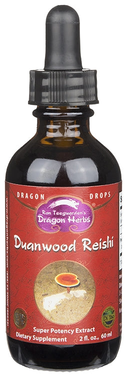 Duanwood Reishi - Dragon Drops (2 fl.oz) - Dragon Herbs