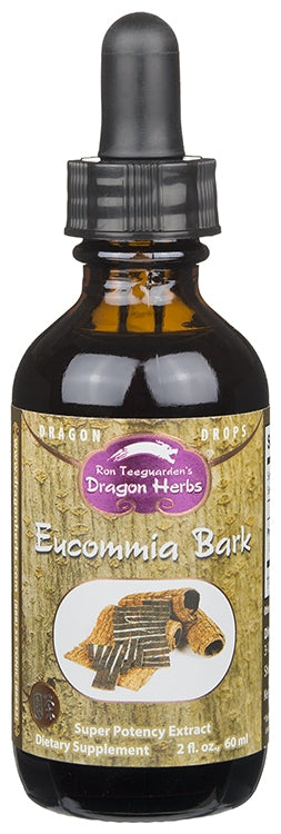 Eucommia Bark - Dragon Drops (2 fl.oz) - Dragon Herbs