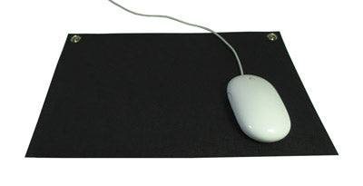 Grounding Mouse Mat No Plug (25cm x 25cm) - Groundology