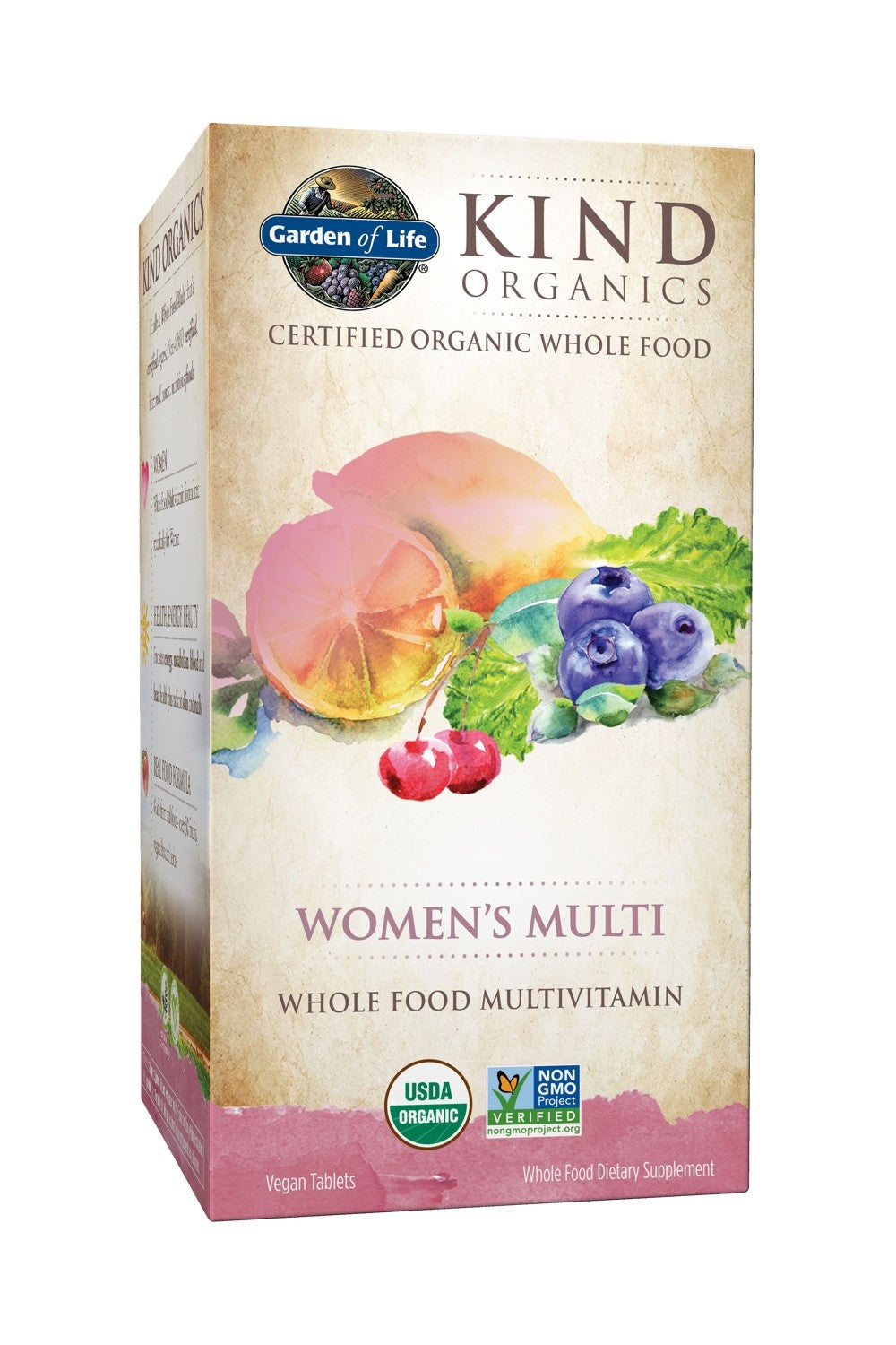 Womens Daily | Garden of Life | Raw Living UK | Supplements