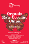 Organic Coconut Chips | Raw Living UK | Raw Foods