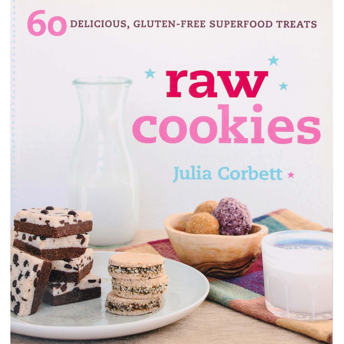 Raw Cookies (Corbett, Julia)